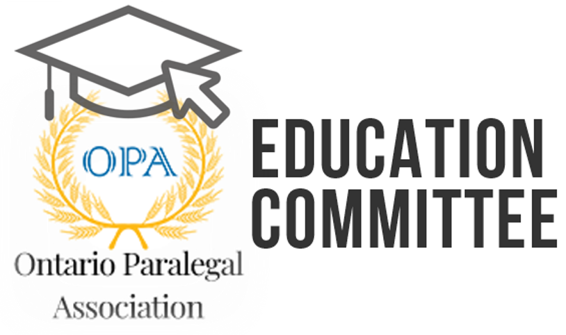 OPA Education Committee